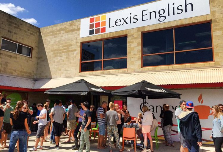 Lexis English Perth, Australien (Westküste)